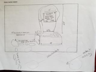 Jonathan and Amelia Earp grave marker image