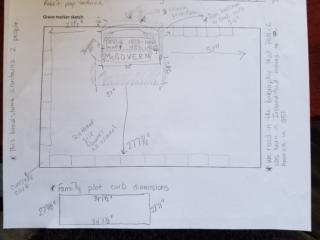 5M25A grave marker image