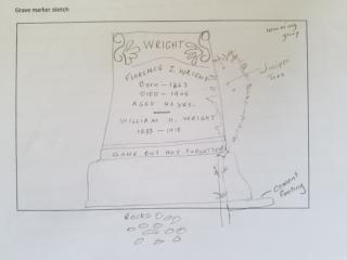 5N7A&B grave marker image
