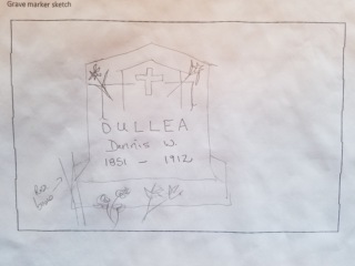 Dennis W. Dullea grave marker image