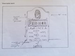 6N5E grave marker image